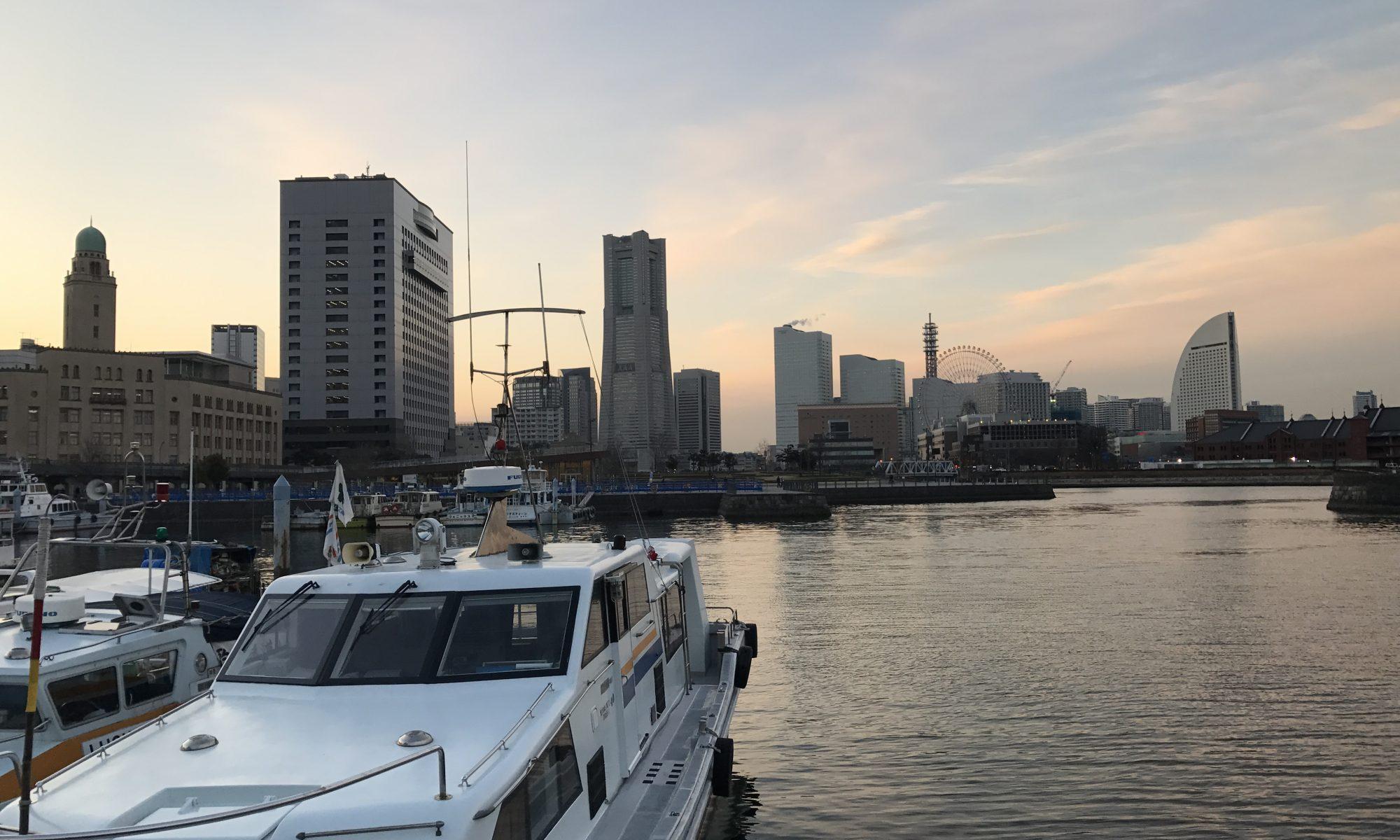 横浜・大さん橋