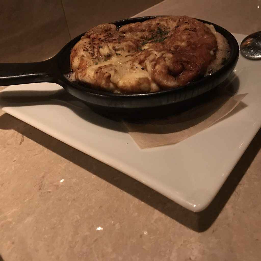 チーズ・オムレツ