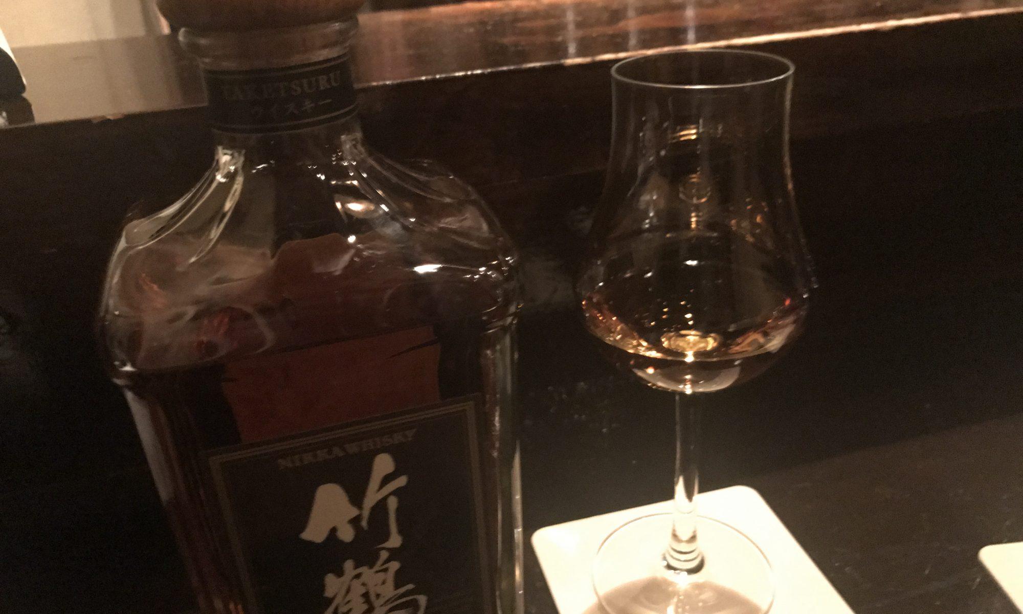竹鶴12年 bar atrium ginza