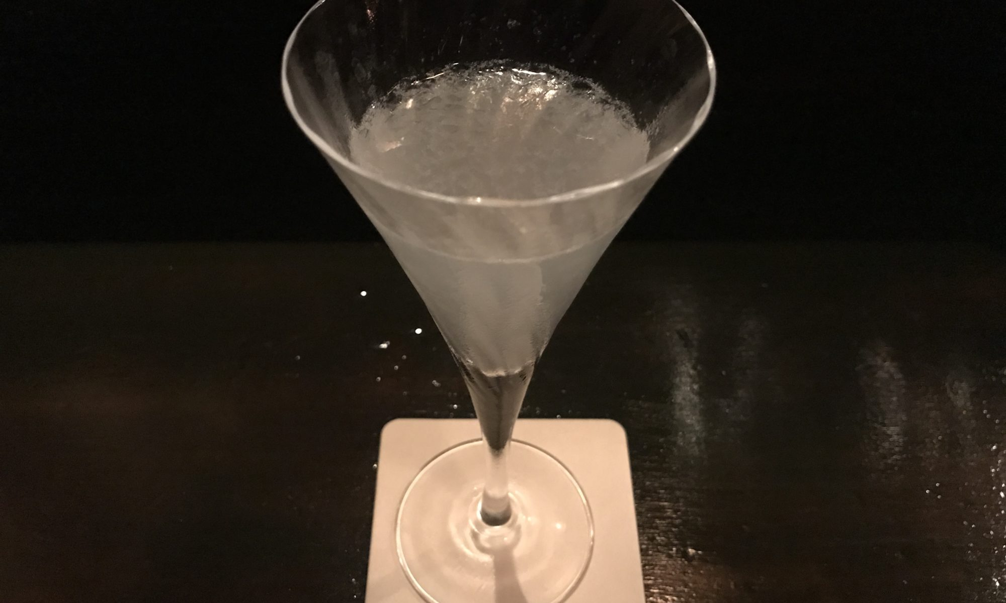 ギムレット Bar Atrium Ginza