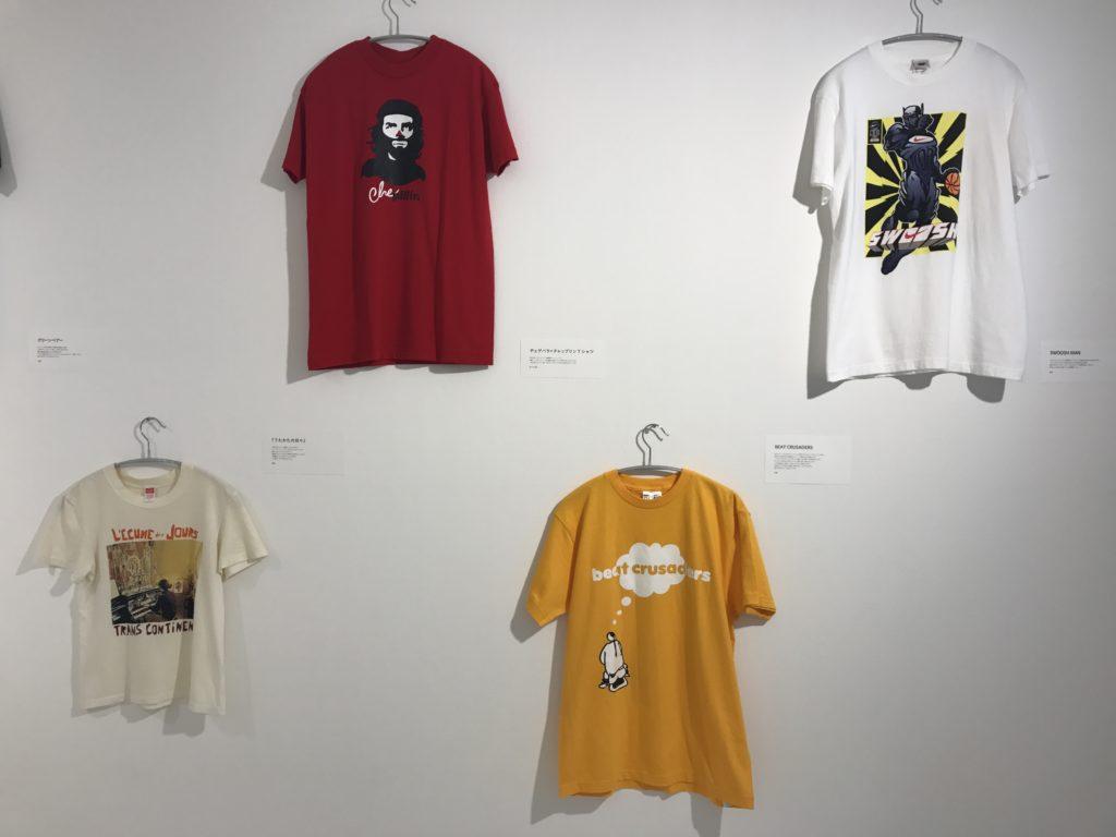 アーツ千代田3331のTシャツ展