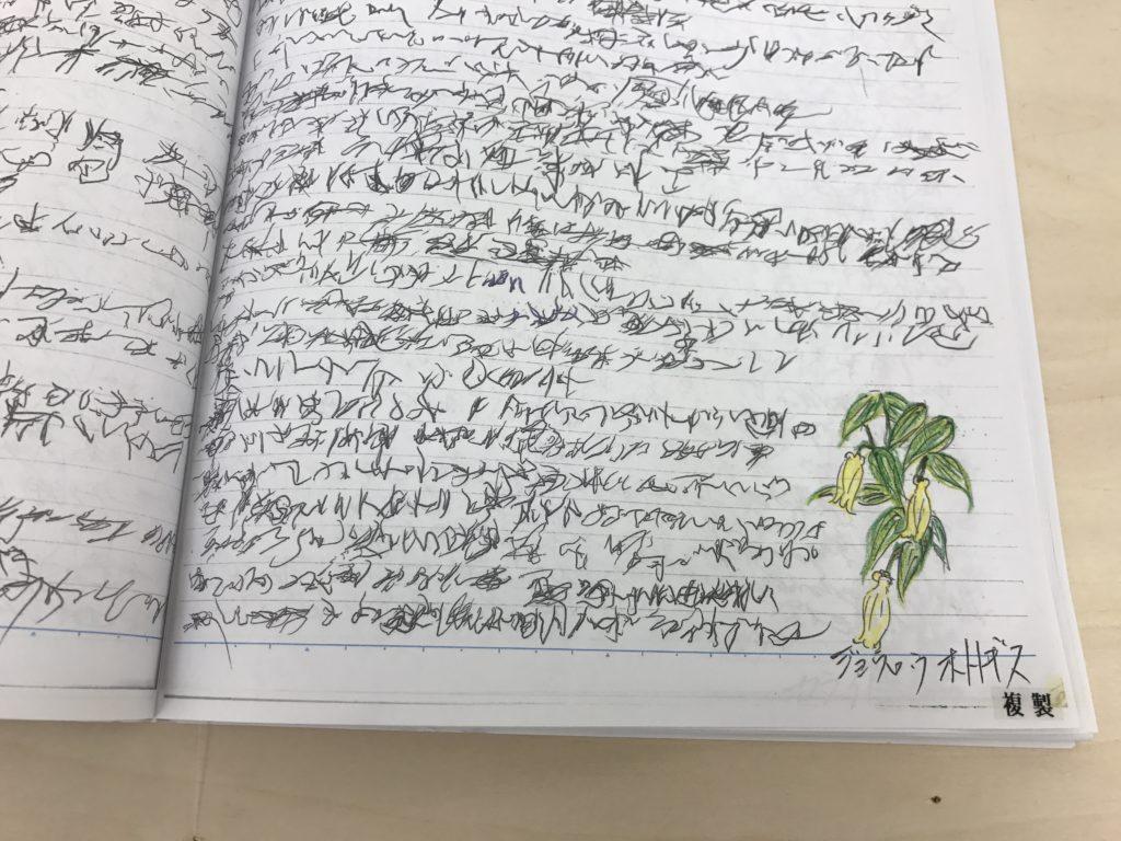 ポコラート2017 秘密のノート