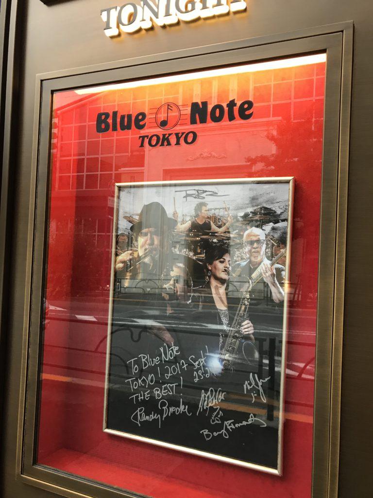 ブルーノート東京 ザ・ブレッカー・ブラザーズ東京公演2017