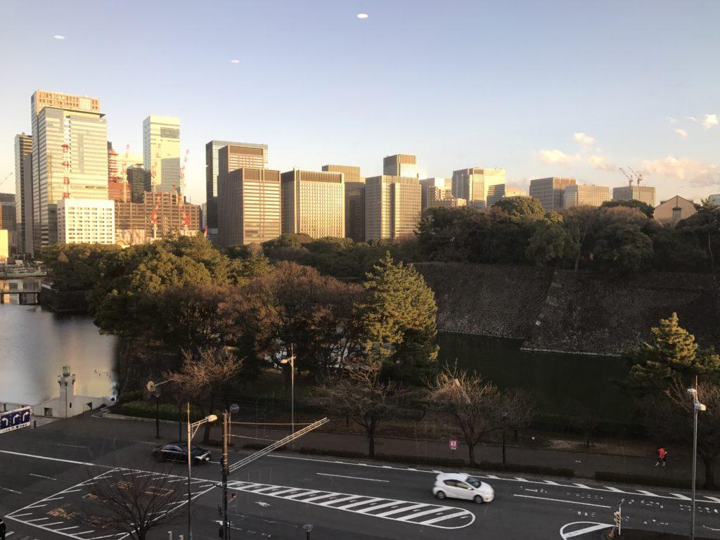 東京国立近代美術館 眺めのいい部屋