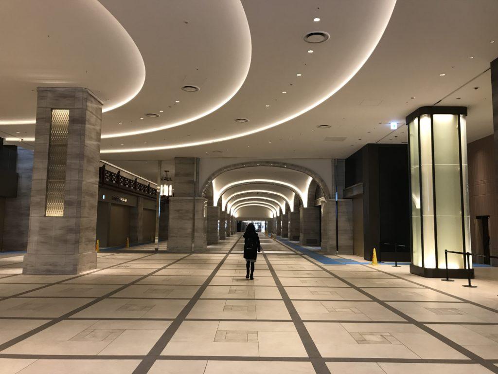 東京ミッドタウン日比谷地下通路