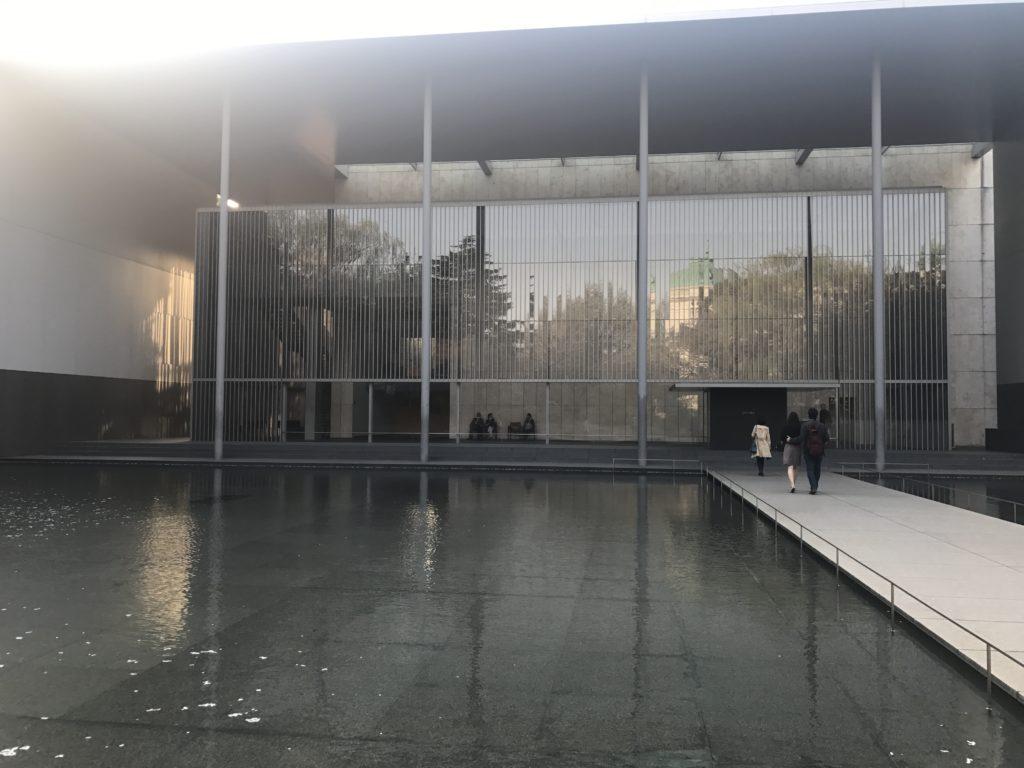 東京国立博物館 法隆寺宝物館