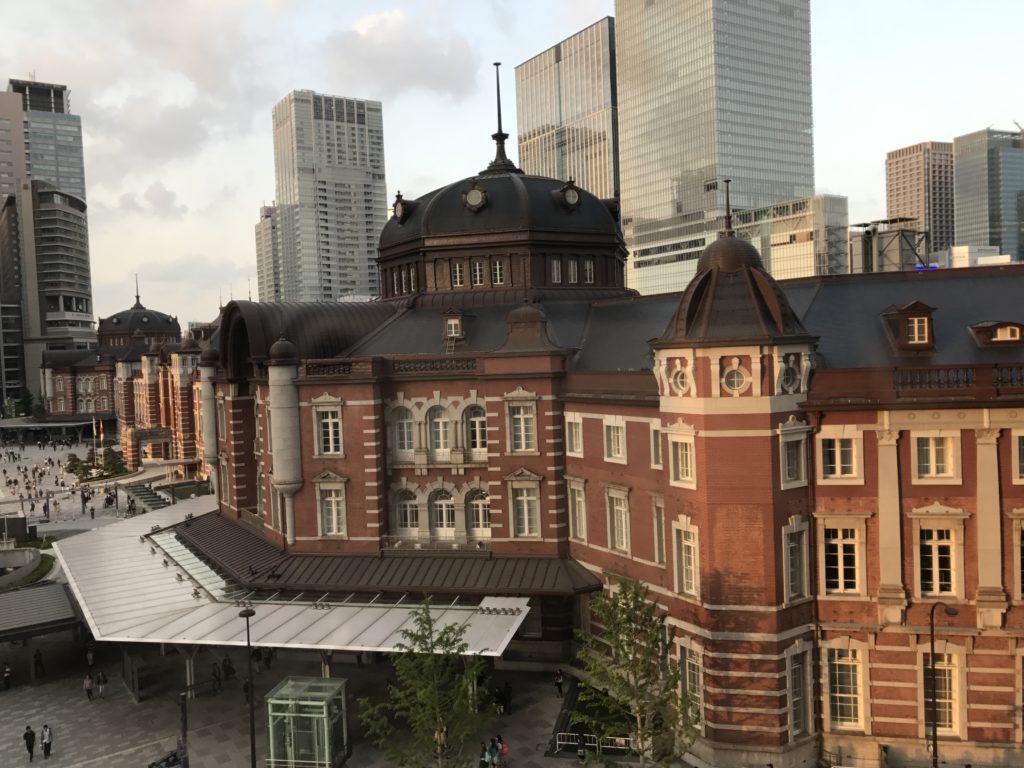 KITTE(旧東京中央郵便局長室)
