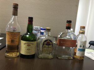酒育の会 ウイスキーテイスティング基礎講座