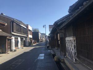 名古屋市有松の景観