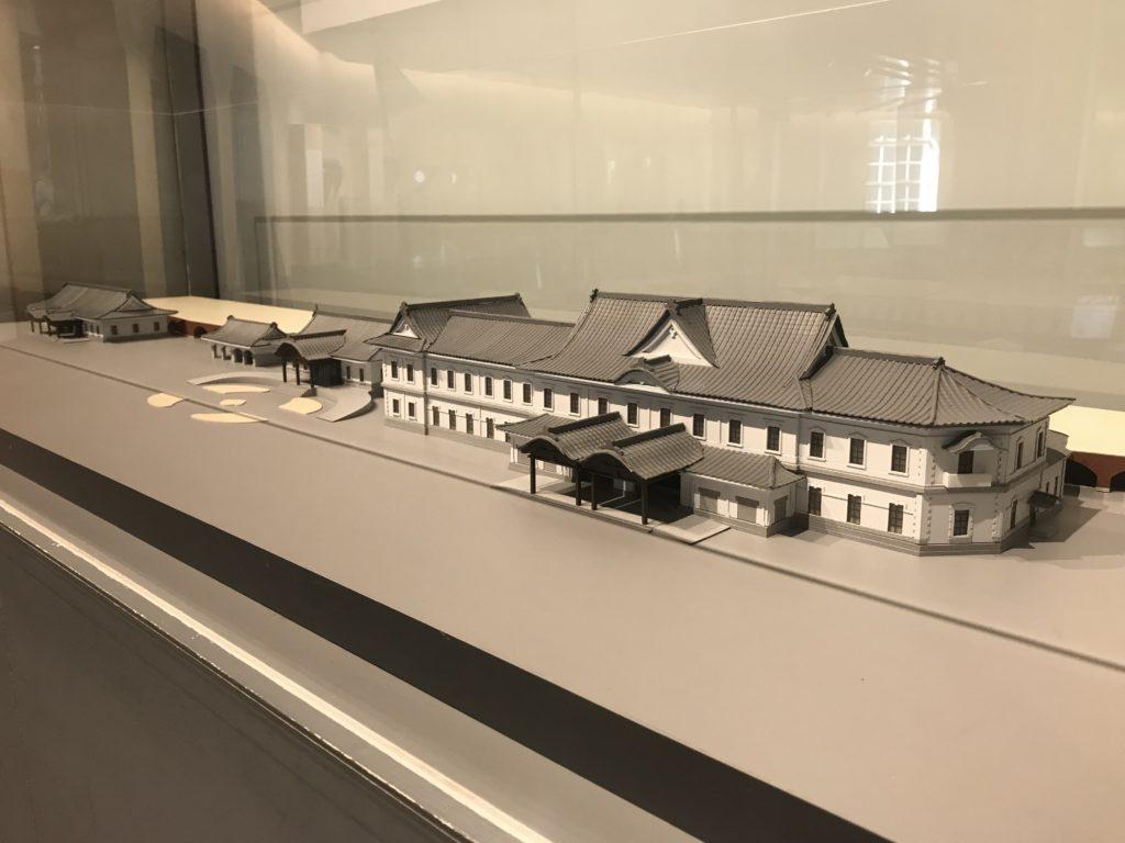 バルツァーの東京駅プラン