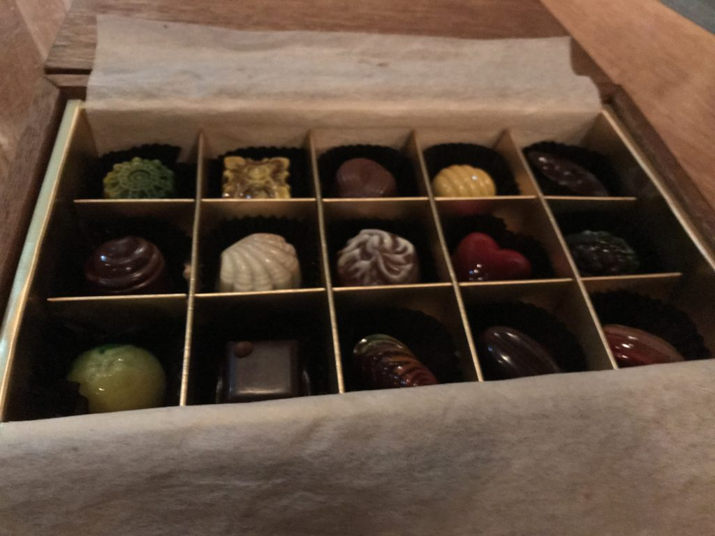 アールガッドのBAR専用チョコレート