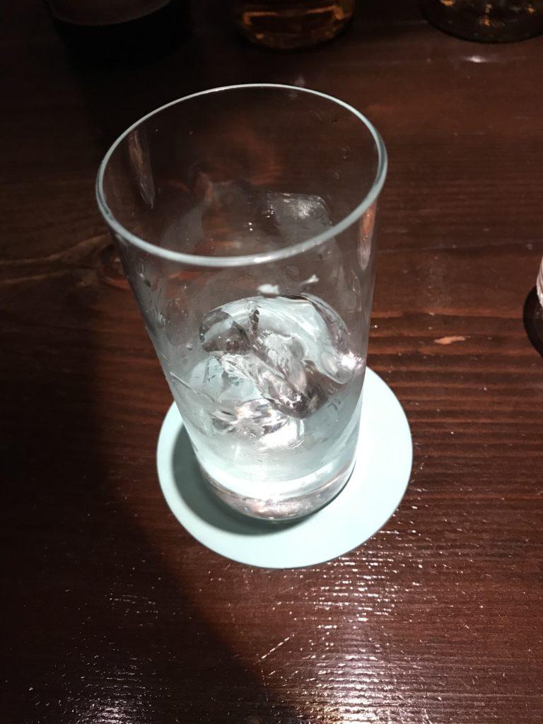 美味しい水割り