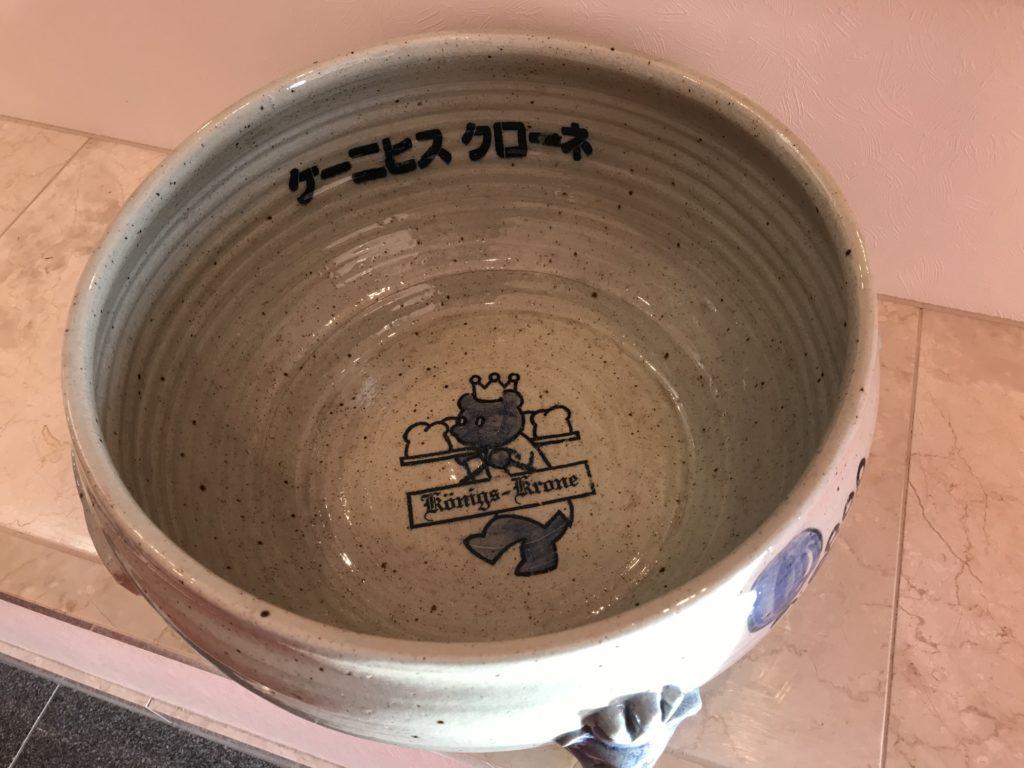 ホテルケーニヒスクローネ神戸の調度品