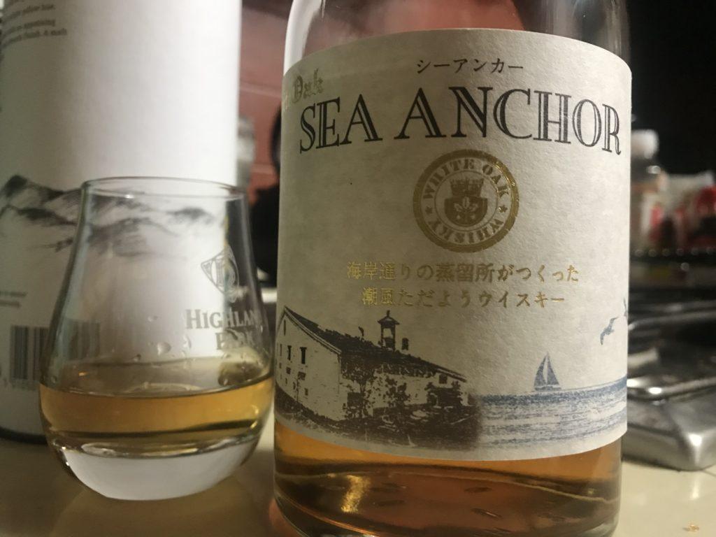 江井ヶ嶋酒造 ホワイトオーク シーアンカー