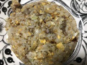 至高の炒飯(料理研究家リュウジのバズレシピ)を作ってみた