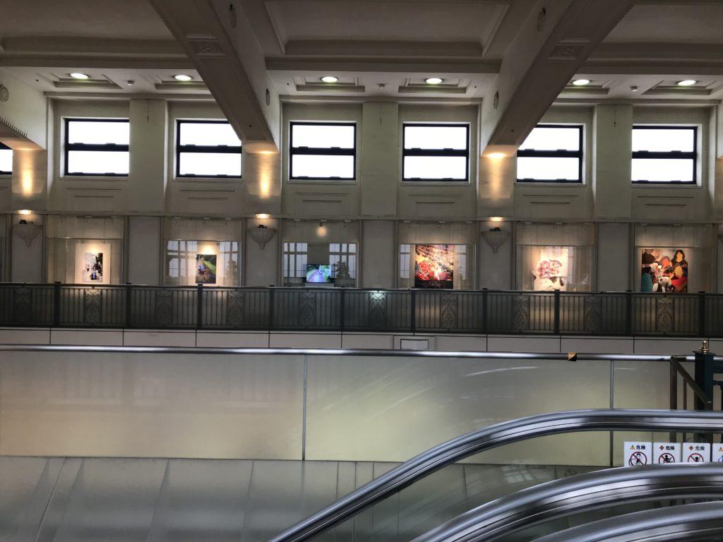 上野駅Breakステーションギャラリー