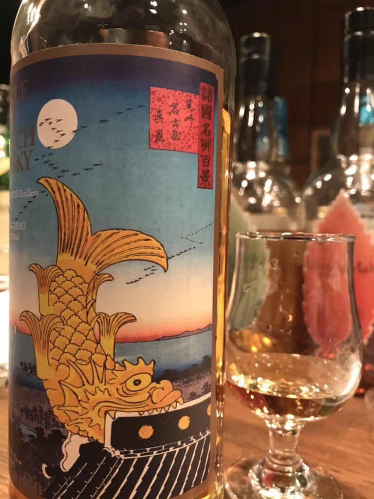 「ウイスキー・ラバーズin名古屋2017」のグレンギリー21年