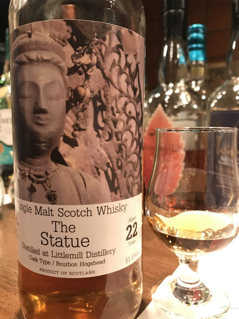 「福岡Whisky Talk2013」のリトルミル